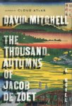 David Mitchell, The Thousand Autumns of Jacob de Zoet