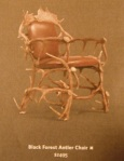 """Restoration Hardware Antler Chair"", ""Black Forest Antler Chair"""