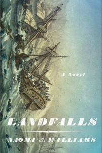 Landfalls, Naomi J. Williams