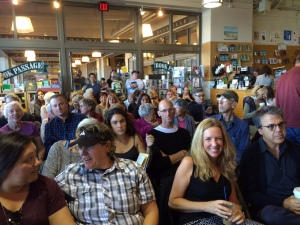 Book Passage SF 8.4.15 crowd