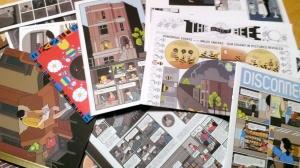 Broadsheets & newspapers & flip books, oh my!