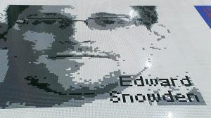 Ai Weiwei, Edward Snowden, Lego, @Large, Alcatraz, Trace