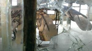 Ai Weiwei, Alcatraz, Refraction, teakettle