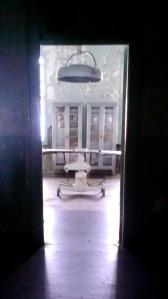 Alcatraz, Hospital