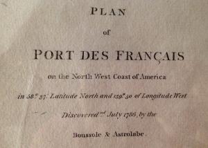 Port des Francais cartouche