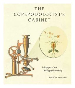 Copepodologists Cabinet cover