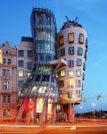 Dancing House in Prague (photo: Dino Quinzani)