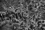 Iconic Salgado image from Serra Pelada gold mine